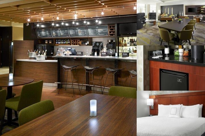 Courtyard by Marriott Pittsburgh Settlers Ridge photo collage