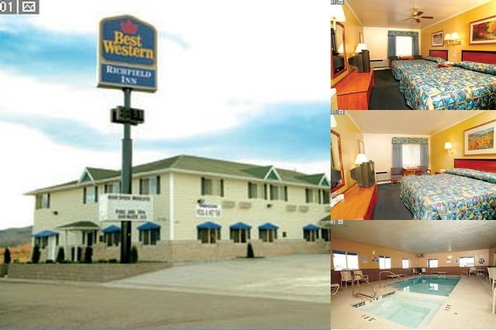 Best Western Richfield Inn photo collage