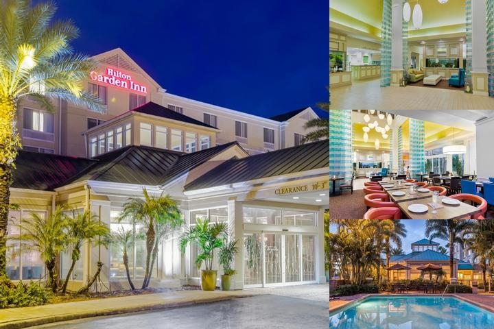 Fort Myers Hilton Garden Inn photo collage