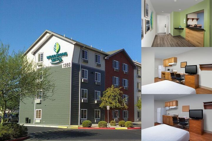 Woodspring Suites Phoenix I 10 West photo collage