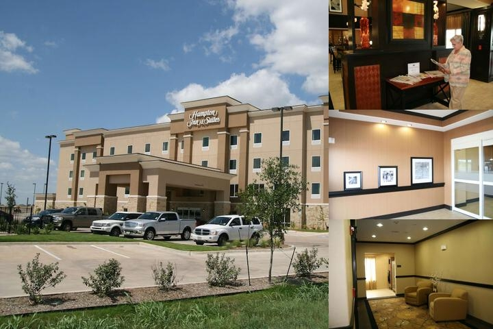 Hampton Inn & Suites Cleburne photo collage