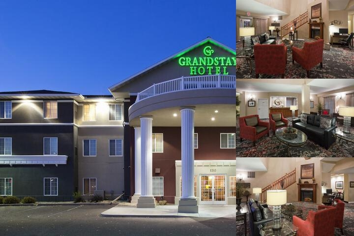 Grandstay Residential Suites photo collage