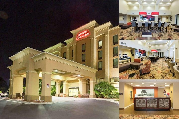 Hampton Inn & Suites Jacksonville Airport photo collage
