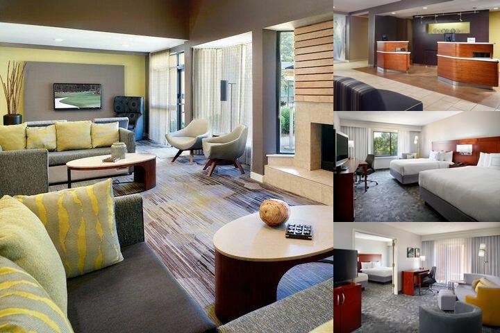 Courtyard by Marriott Macon photo collage