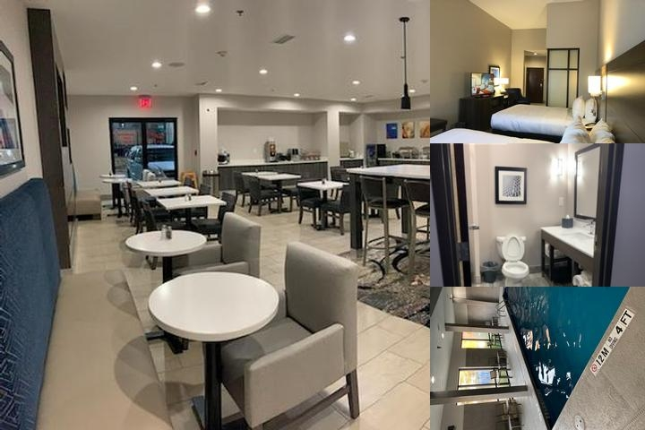 Comfort Suites Mcdonough photo collage