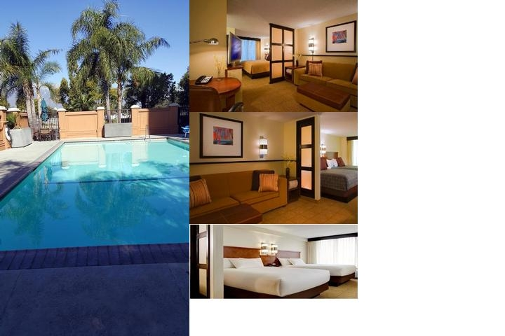 Hyatt Place Ontario / Rancho Cucamonga photo collage