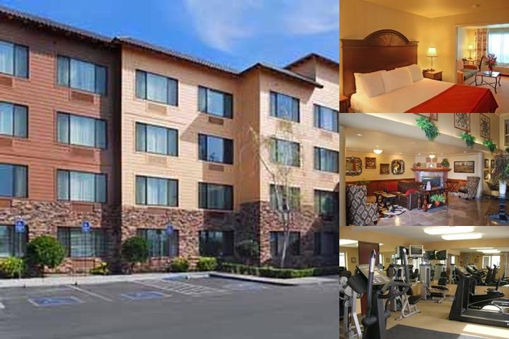 Oxford Suites Chico photo collage