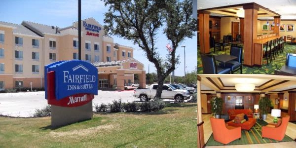 Fairfield Inn & Suites San Antonio North Stone Oak photo collage