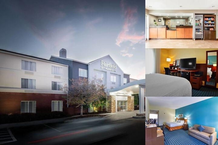 Fairfield Inn Charlotte Northlake photo collage