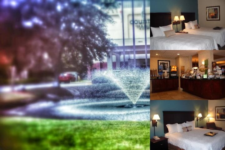 Hampton Inn I 95 South photo collage