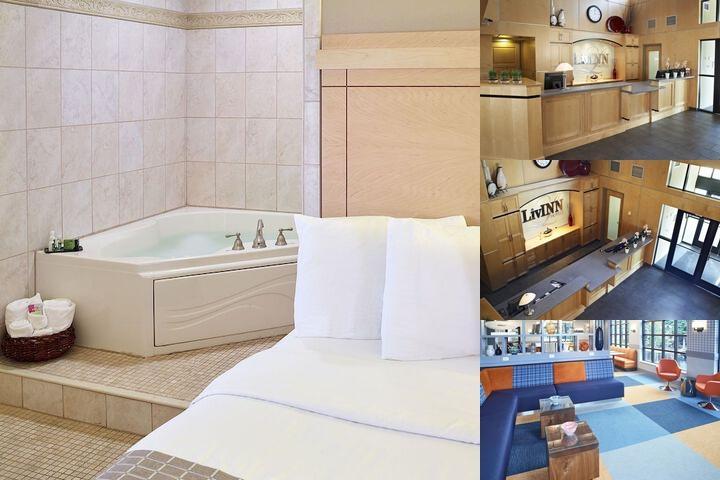 Livinn Hotel Photo Collage
