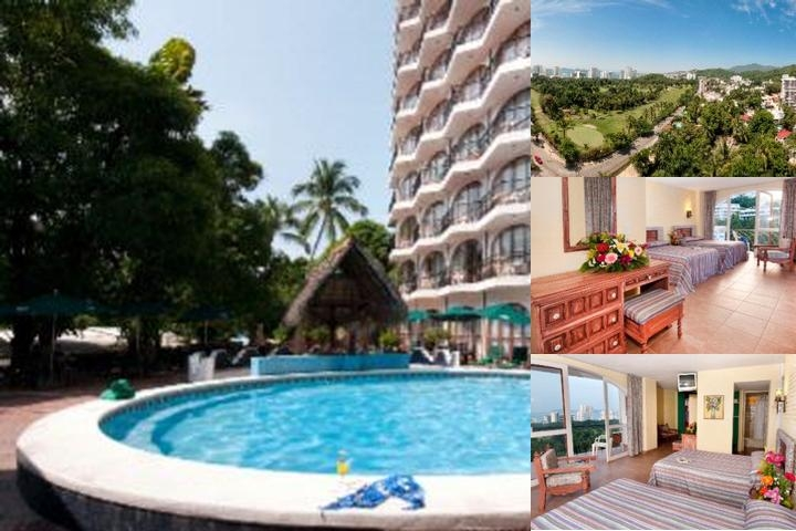 Real Bananas Hotel & Villas All Inclusive photo collage