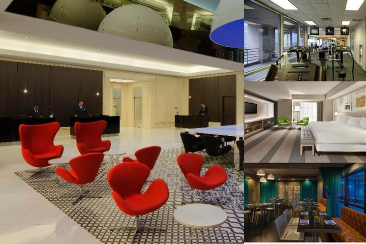 Radisson Blu Minneapolis photo collage