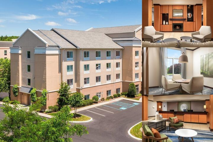 Fairfield Inn & Suites I 24 / Lookout Valley photo collage