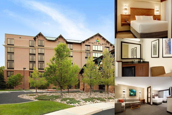 Hyatt Place Denver South photo collage