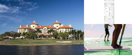 The Ritz Carlton Golf Resort Naples photo collage