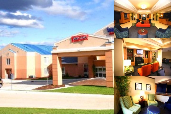 Fairfield Inn & Suites Kansas City / Liberty photo collage