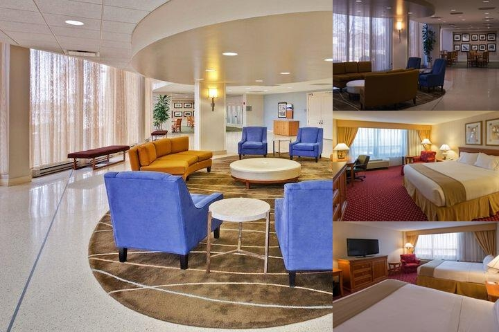 Holiday Inn Express Hotel & Suites Chicago O'hare photo collage