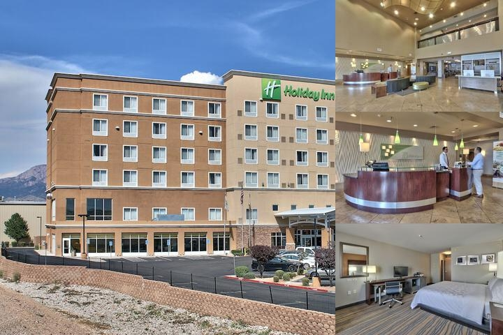 Holiday Inn & Suites North Albuquerque Nm photo collage