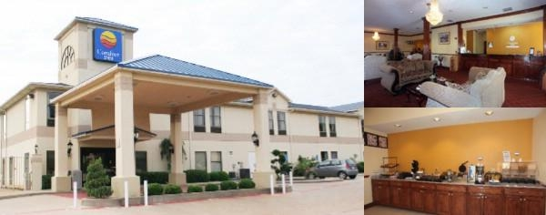 Executive Inn Photo Collage