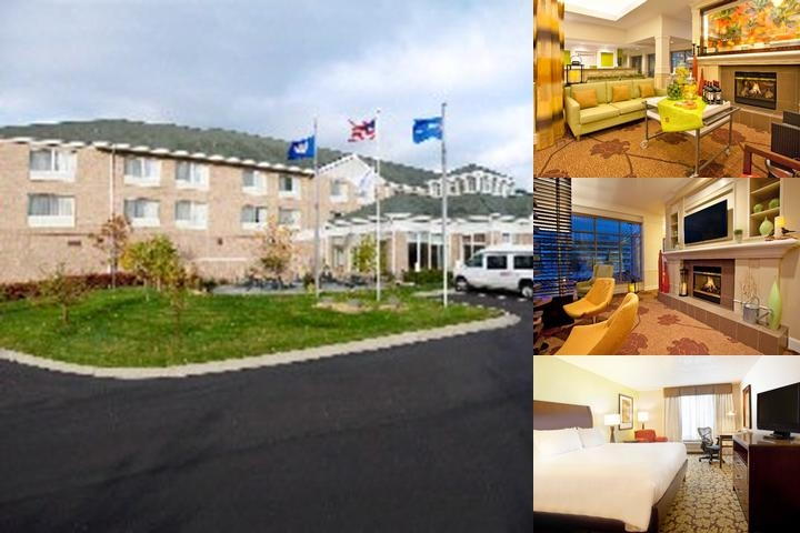 Hilton Garden Inn Eden Prairie photo collage