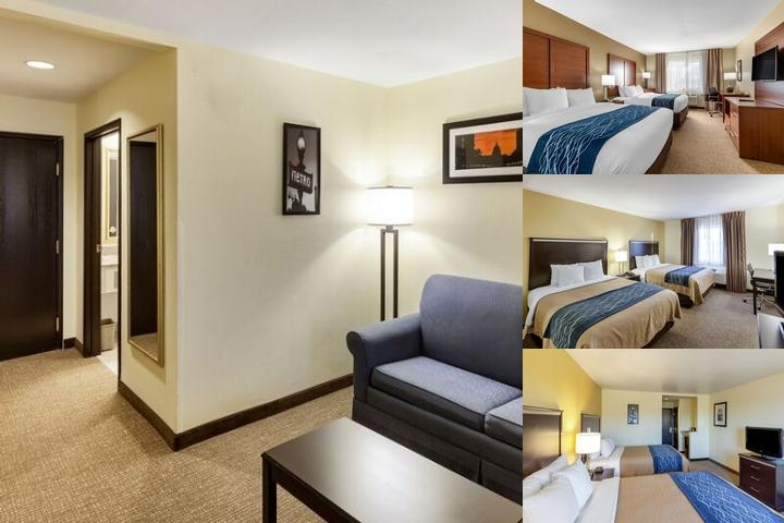 Comfort Inn & Suites Texas Hill Country photo collage