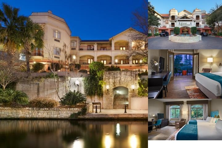 Hotel Indigo San Antonio Riverwalk photo collage