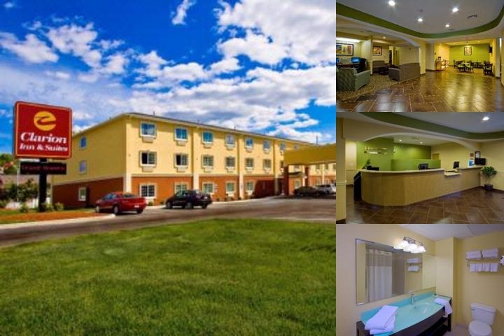 Clarion Inn & Suites Atlantic City North photo collage