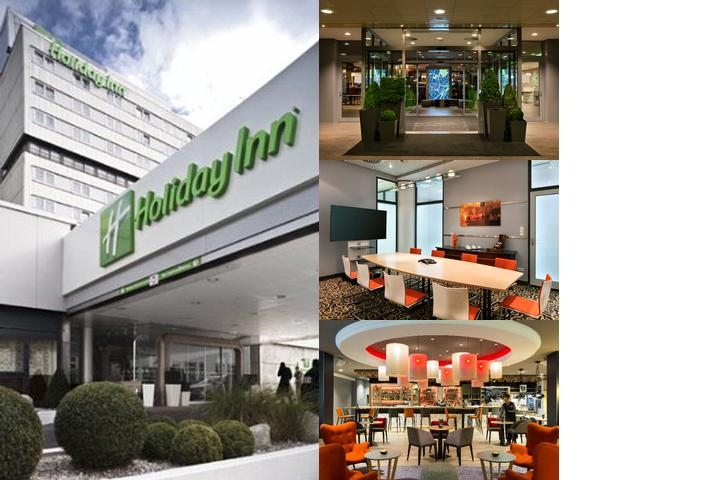 Holiday Inn Munich City Centre photo collage