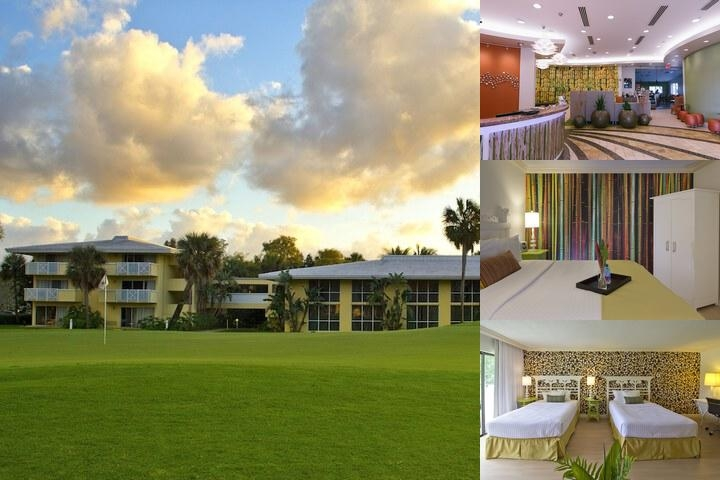 Miami Lakes Hotel & Golf photo collage