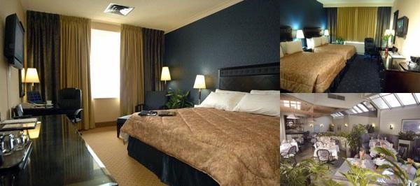 Quality Hotel & Suites Downtown photo collage