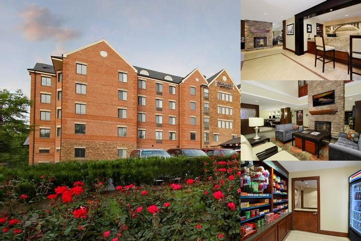 Staybridge Suites Mclean Tysons Corner Wash. Dc photo collage