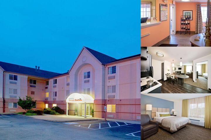 Candlewood Suites Pittsburgh Airport photo collage