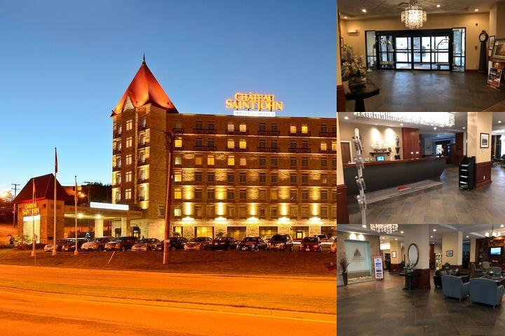 Chateau Saint John An Ascend Collection Hotel photo collage