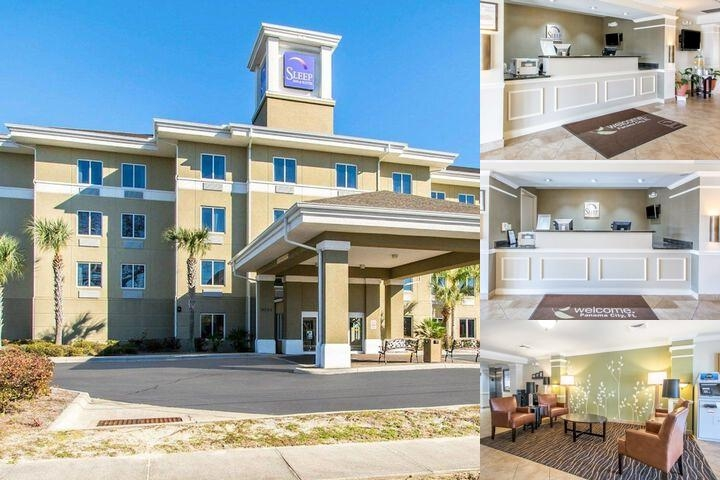 Sleep Inn & Suites photo collage