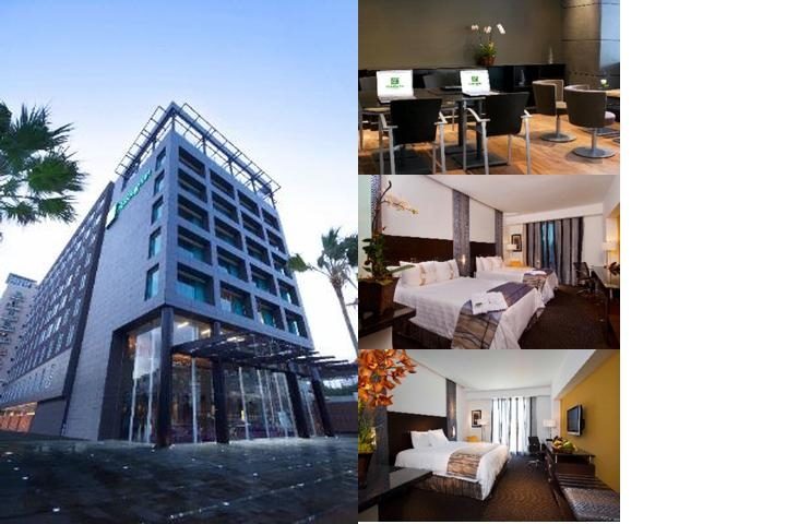 Holiday Inn Santo Domingo photo collage