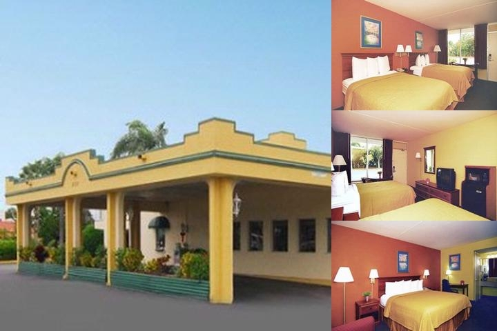 Quality Inn Bradenton Sarasota North photo collage