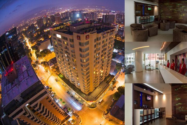 Clarion Suites Guatemala City photo collage