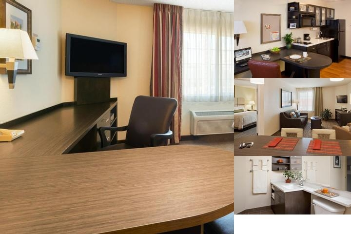 Candlewood Suites Chicago / Naperville photo collage