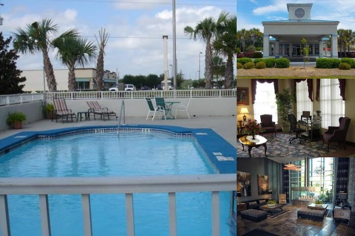 Marianna Inn & Suites photo collage