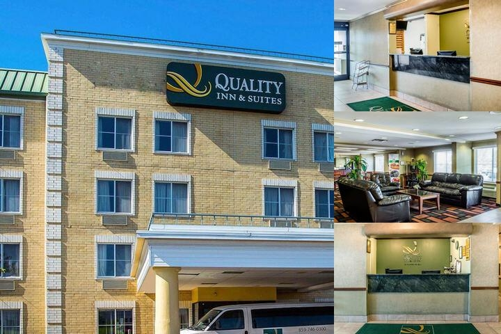 Quality Inn & Suites Cincinnati Airport photo collage