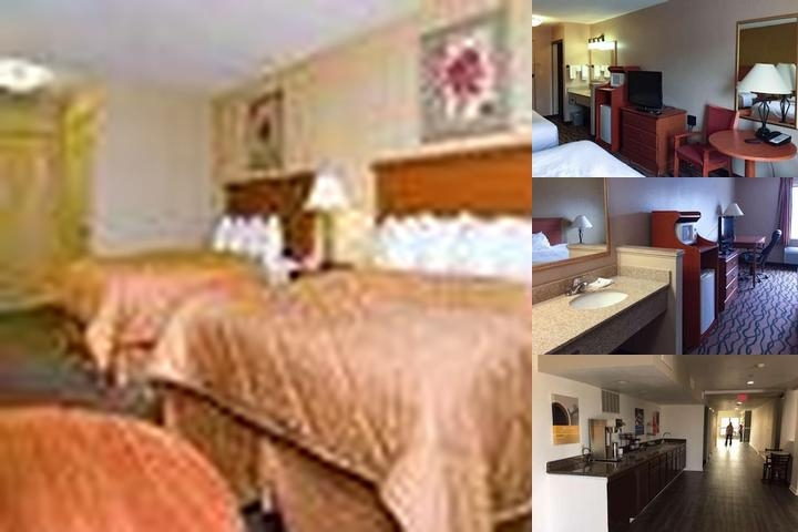Comfort Inn Claremore photo collage