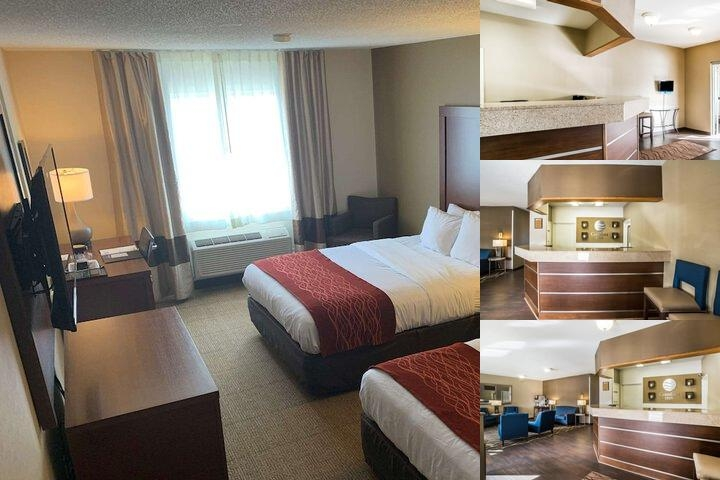 Comfort Inn Great Falls photo collage