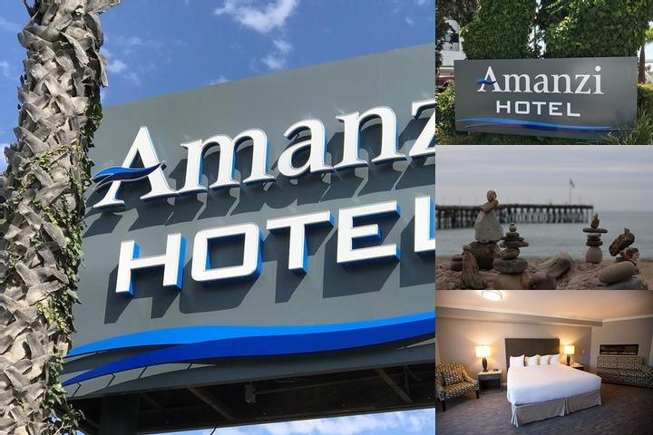 Amanzi Hotel photo collage