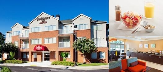 Candlewood Suites Las Vegas photo collage