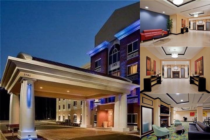 Holiday Inn Express & Suites of Raleigh at Ncsu photo collage
