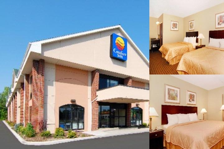 Comfort Inn Rochester Brighton photo collage