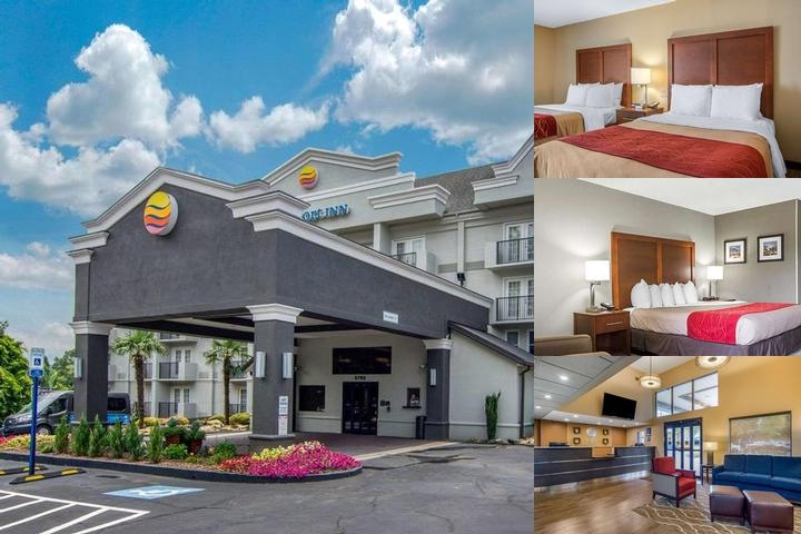 Comfort Inn Buckhead North photo collage
