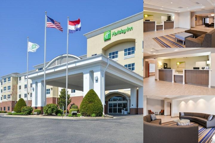 Holiday Inn Poplar Bluff Mo photo collage