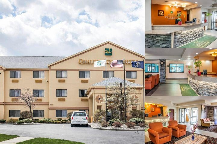 Quality Inn & Suites South Bend photo collage